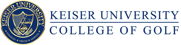 Keiser University College of Golf