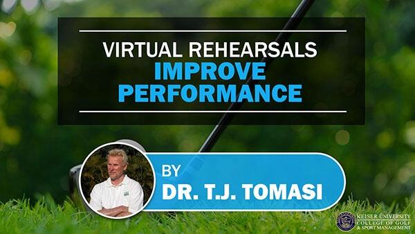 Virtual Rehearsals Improve Performance