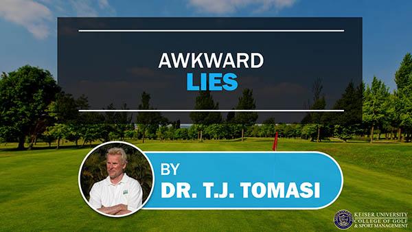awkward lies