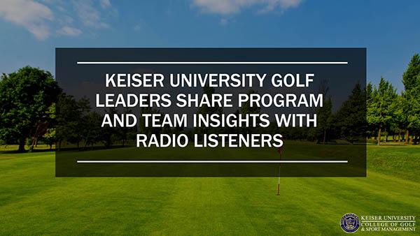 Golf Leaders Share Program