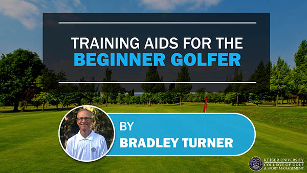Training Aids for the Beginner Golfer